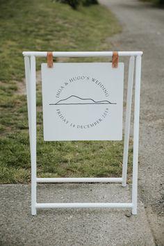 Merchant Sign Sandwich Board – George and Willy Menu Signage, Wayfinding Signage, Signage Design, Wedding Signage, Sandwich Board Signs, A Frame Signs, Deco, Web Design, Sign Display