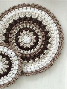 mandala knitting patterns