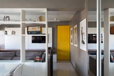 Galeria de Apartamento MW / Albert Arquitetura + Flávia Chiari - 9