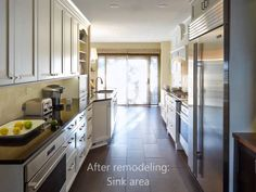 Look how this kitchen #transforms right before your eyes into a #beautiful #kitchen by #Dream_Kitchens