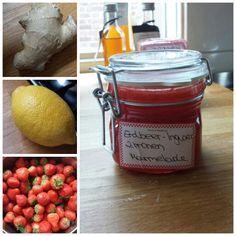 Homemade Marmelade/Jam