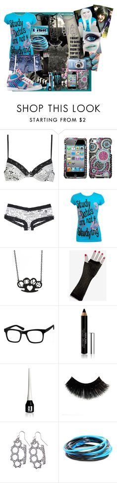 """""""Untitled #230"""" by tiffy-rainbowcakes ❤ liked on Polyvore featuring Wet Seal, Osiris, Rock Rebel, Givenchy, Almay, Disney, Glitter Gal and Love Quotes Scarves"""