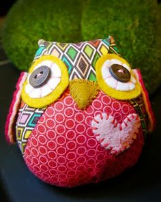 Free Owl Pattern at Duckling Pond