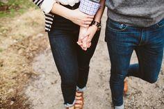 Couples photography. Engagement photographers. Nashville wedding photos. Hipster couple. Imogene and Willie jeans. Chicago wedding photographers. www.qavenuephoto.com