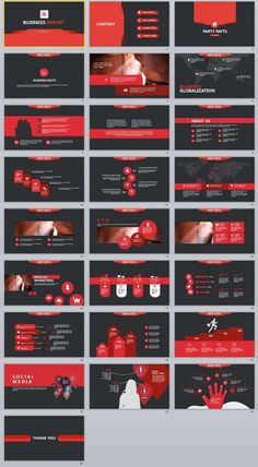 25+ Red Report PowerPoint Template Powerpoint Poster Template, Simple Powerpoint Templates, Professional Powerpoint Templates, Keynote Template, Microsoft Powerpoint, Presentation Slides Design, Presentation Layout, Slide Design, Business Presentation