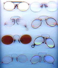 18 Best Antique   Vintage French Spectacles images   French vintage ... abc28dab22e4