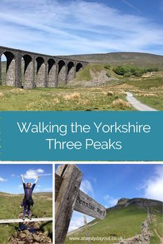 Walking the Yorkshire Three Peaks with children. Climbing Pen-y-Ghent, Ingleborough and Whernside in the Yorkshire Dales, UK Days Out With Kids, Family Days Out, Family Life, Yorkshire Dales, North Yorkshire, Yorkshire Map, Yorkshire England, Days Out In Yorkshire, Country Walk