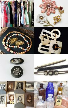 Vintage VOGUE Team has LOTS of Vintage by Kim on Etsy--Pinned with TreasuryPin.com