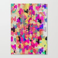Stretched Canvases by Georgiana Paraschiv | Society6