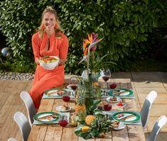 Holt euch den angesagten Urban Jungle Style auf euren Tischt und zaubert mit ein paar exotischen Accessoires und dem Design Variation Grün den perfekten Dschungel auf euren Tisch! Kathi Wörndl zeigt euch in ihrem Beitrag, wie das am besten gelingt!