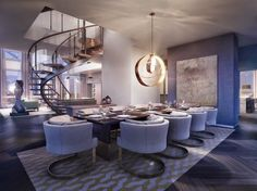 """Rupert Murdoch $57M four-floor penthouse in Manhattan 