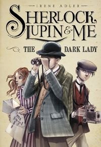 sherlock lupin me Hot Off the Presses Chapter Books