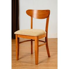 Kidney Beechwood Dining Chair (Set of 2) - Overstock™ Shopping - Great Deals on Dining Chairs