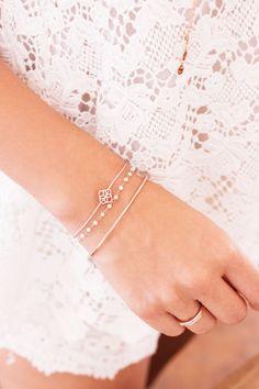 NEWONE-SHOP.COM I #armband #schmuck #rosegold Lust darauf mit Schmuck Geld zu verdienen? www.silandu.de