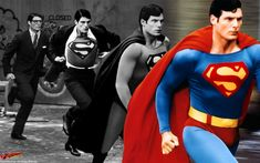CINETVCOMIC: SUPER... REEVE