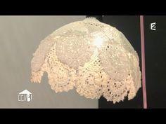 YouTube Abbat Jour, Diy Abat Jour, Diy Lampe, Make A Lamp, Paper Flowers Diy, Boho Diy, Texture Art, Diffuser, How To Make