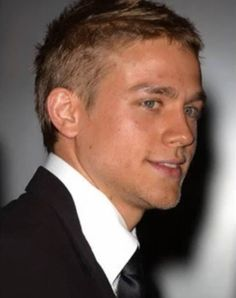 Charlie Hunnam.  Okay, this one works for me.