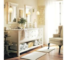 Bathroom Sconces Pottery Barn love these sconces and the mirrors. pottery barn's sussex tube