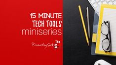 A FREE 15 Minute Tech Tools, six-part video tutorial miniseries for school counselors, teachers, and other educators. High School Counseling, School Counselor, Professional Development, Geek Stuff, Tech, Teaching, Tools, Education, Feelings