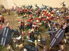 24th foot regiment Hinchliffe Cliff Sanderson 54mm zulu wars figures | eBay