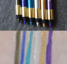 L'Oreal Infallible Silkissime Eyeliner Review: Super Pigmented All Day Wear via @15 Minute Beauty
