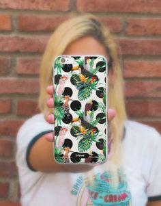 funda-movil-full-tropical-dots-2 Dots, Phone Cases, Tropical Prints, Mobile Cases, Stitches, Phone Case
