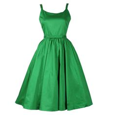 Rockabilly-Clothing: Audrey green Newlook