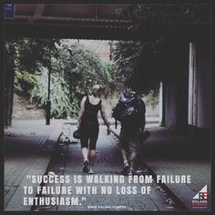 "Photo of the day ""SUCCESS IS WALKING FROM FAILURE TO FAILURE WITH NO LOSS OF ENTHUSIASM."" Keep Going .... . . . . . . .. #socialenvy #inspiration #quote #lifestyle #getfit #tbt #training #love #runner #exercise #justdoit #instarun #Instafit #determination #fitspo #fitnessmodel #fitnessaddict #fitfam #photooftheday #mindset #triathlon #instagood #diet #eatclean #london #motivation #success"
