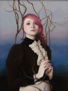 art blog - Sara Scribner - empty kingdom