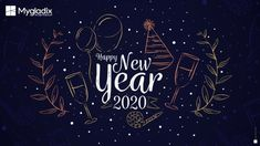 January Happy New Year 2020 Wishes, Quotes, Messages, WhatsApp DP / Status, HD Wallpapers Hd Wallpaper 4k, Hand Wallpaper, Wallpapers, Wish Quotes, New Year Wishes, Vector Free Download, Happy New Year 2020, Whatsapp Dp, Backgrounds Free