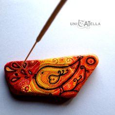 Painted Stone by Unicatella Kamienie ręcznie malowane - Unicatella
