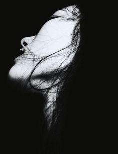 Liu Wen in Dark Mystery photographed by Ben Hassett for Vogue Germany September 2012