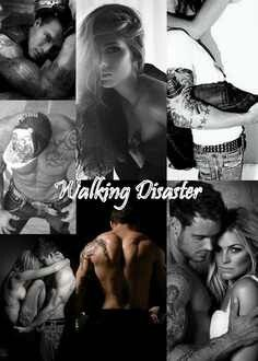Walking Disaster by Jamie McGuire Beautiful Oblivion, Beautiful Series, Beautiful Disaster, Good Books, Books To Read, Jamie Mcguire, Movie Club, Book Trailers, Book Boyfriends
