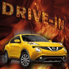 May the JUKE be forever in your favor. Take a date to the drive-in movies tonight! #JUKE #HungerGames #DateNight