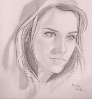 Emma WatsonHD by zechanoir