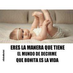 Me encanta!! #somosmamas  #baby #kids #fashion