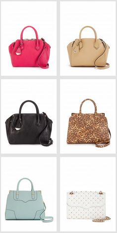 Handbag love.