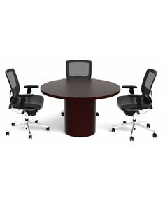 Best New Tables Images On Pinterest Office Team Office Desk - Small round conference table with chairs
