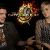 VIDEO: Don't-Miss Interview with the Cast of Catching Fire