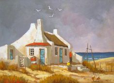Willie Strydom – Arniston (305 x 405) (NOT AVAILABLE) | The ...