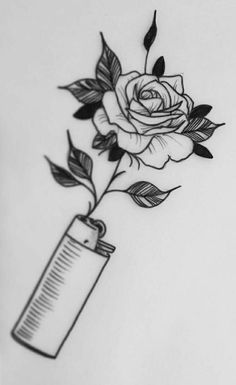Bild über Kunst in 🌙 von Madness on We Heart It – Pedro – Art Drawings Sketches Simple, Dark Art Drawings, Pencil Art Drawings, Tattoo Sketches, Cool Drawings, Tattoo Drawings, Drawing Art, Drawing Tips, Art Du Croquis