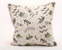 Protea Fields Cushion - Desert http://www.lesser-spotted.co.uk/associates/porcupine-rocks/aardmore-cushion-bespoke-south-african-579.html