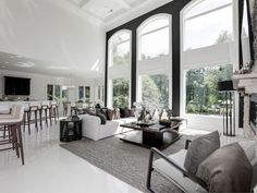 Photos courtesy of Fahed Khatib, Washington Fine Properties Home Staging Companies, Luxury Lighting, Design Firms, Alexandria, Modern Design, Interior Design, House, Furniture, Inspirational