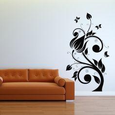 Butterflies Wall Sticker http://walliv.com/butterflies-wall-decal