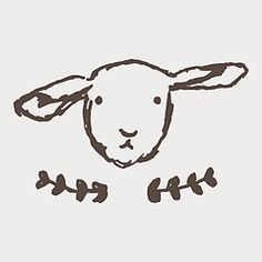 Sheep - Psalm 23 - The Lord is my Shepherd Sheep Drawing, Sheep Illustration, Sheep Tattoo, Sheep Art, Sheep And Lamb, Black Sheep, Art Drawings, Doodles, Sketches