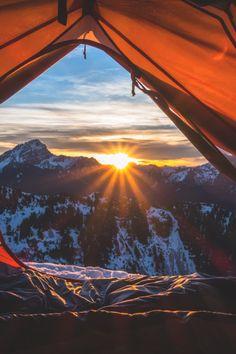 banshy:   Washington State's Central Cascades // Scott Kranz