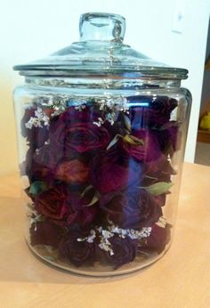 Dried Roses I've Kept From My Boyfriend