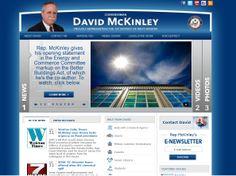 http://mckinley.house.gov/#dialog