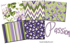 New! Passion Collection!