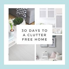 25 ten minute decluttering tasks for a clutter free home. Declutter Home, Declutter Your Life, Organizing Your Home, Home Organization, Decluttering, Palm Springs, Minimalism Challenge, Clutter Free Home, Home Management